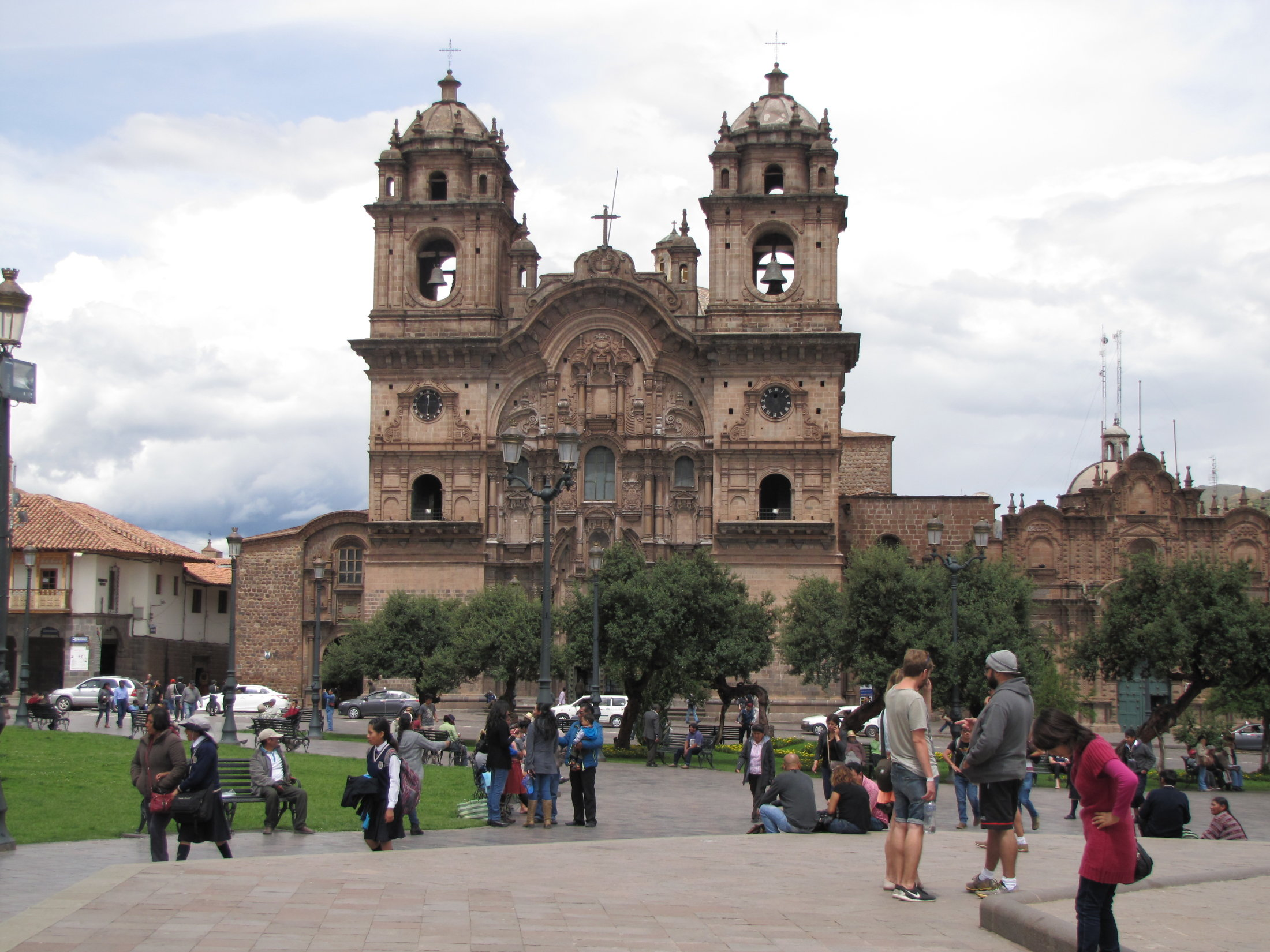 Spanish architecture, Cusco