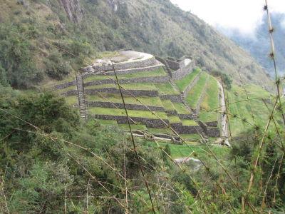 Ruins of Phuyupatamarca