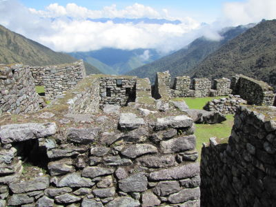 Ruins of Sayacmarca