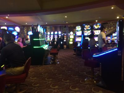 One of Lima's many casinos