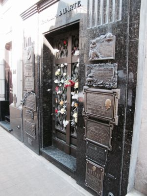 Eva Perón's Tomb