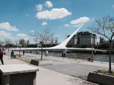 Puente de la Mujer Bridge