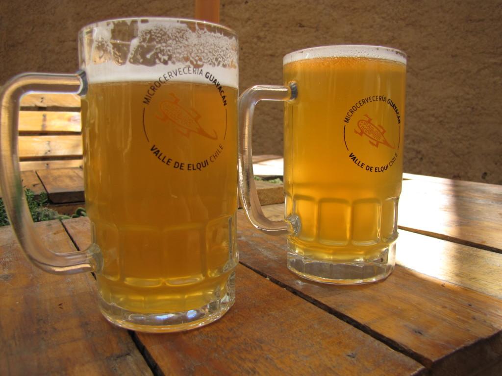 Cerveceria, Vicuña