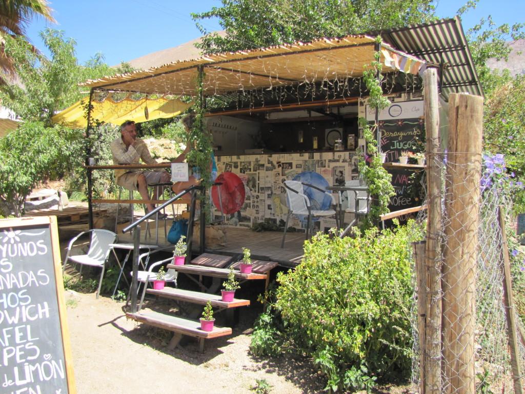 Pisco Elqui restaurant