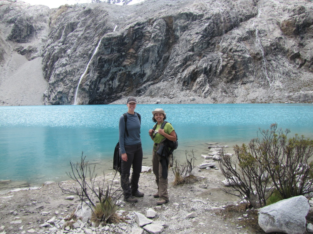 We found the Laguna 69 trek to be both extremely challenging and rewarding
